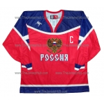 Team Russia 2004 Russian Hockey Jersey Datsyuk Dark