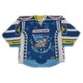 HC Vagnerplast Kladno 2010-11 Czech Extraliga Hockey Jersey Dark