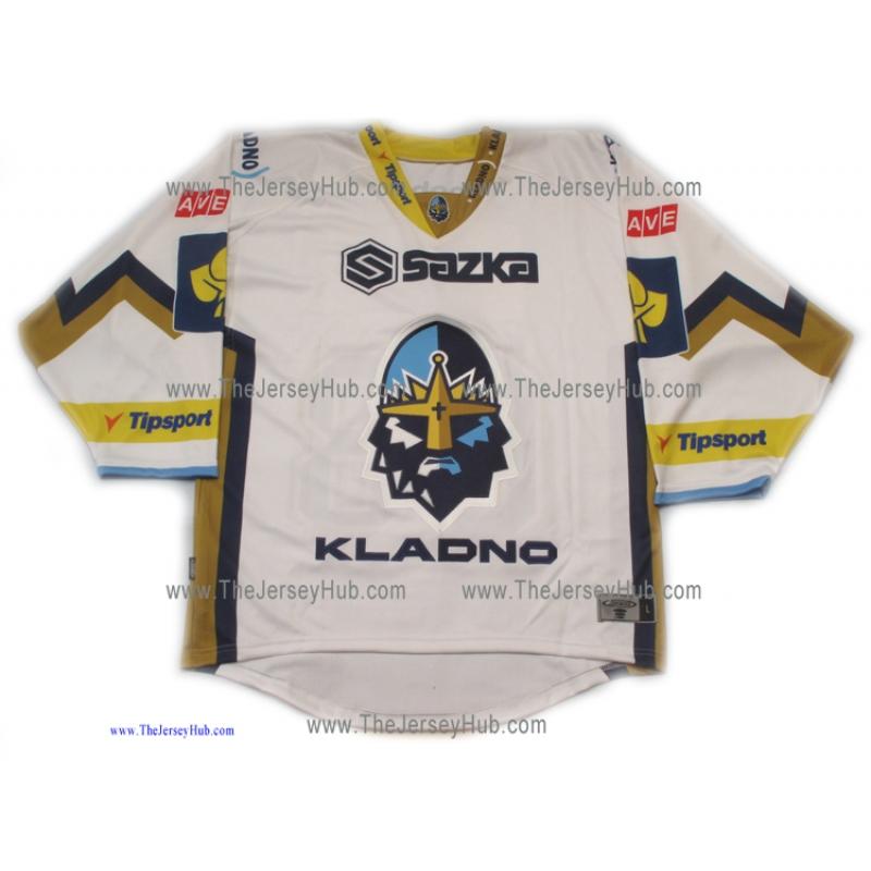 476ea9c6f98 Rytiri Kladno Knights 2012-13 Czech Extraliga PRO Hockey Jersey Jaromir Jagr  Light