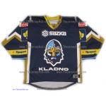 Rytiri Kladno Knights 2012-13 Czech Extraliga PRO Hockey Jersey Jaromir Jagr Dark