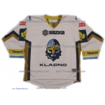 Rytiri Kladno Knights 2012-13 Czech Extraliga Hockey Jersey Jaromir Jagr Light
