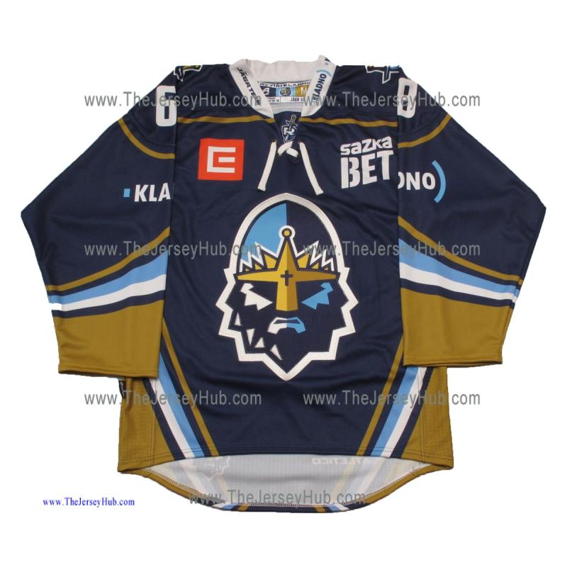 classic fit 67ad2 5b238 Rytiri Kladno Knights 2017-18 Czech Extraliga PRO Hockey ...