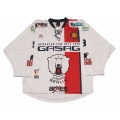 Berlin Ice Bears Juniors 2015-16 Official Game Worn German #9 Neef Hockey Jersey Dark