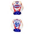 Stars of Russia 1996 Russian Hockey Jersey LIght