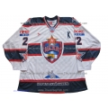 CSKA Moscow 2008-09 Russian Hockey Jersey Konstantin Korneyev Light