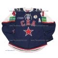SKA St. Petersburg 2011-12 Russian Hockey PRO Jersey Patrick Thoresen Dark