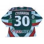 AK Bars Kazan 2010-11 Russian Hockey PRO Jersey Dark