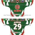 Ak Bars Kazan 2010-11 Russian Hockey Jersey Dark
