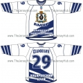 Amur Khabarovsk 2010-11 Russian Hockey Jersey Light