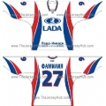 Lada Togliatti 2010-11 Russian Hockey Jersey Light