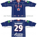 SKA St. Petersburg 2010-11 Russian Hockey Jersey Dark