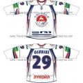 Torpedo Nizhny Novgorod 2010-11 Russian Hockey Jersey Light