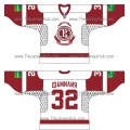 Vityaz Chekhov 2010-11 Russian Hockey Jersey Light