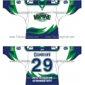 Yugra Khanty-Mansiysk 2010-11 Russian Hockey Jersey Light