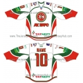 Ak Bars Kazan 2012-13 Russian Hockey Jersey Light