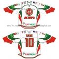 Ak Bars Kazan 2012-13 Russian Hockey Jersey Light