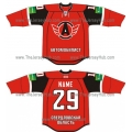 Avtomobilist Yekaterinburg 2012-13 Russian Hockey Jersey Dark
