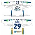 Barys Astana 2012-13 Russian Hockey Jersey Light