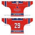 CSKA Moscow 2012-13 Russian Hockey Jersey Dark