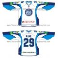 Dinamo Dynamo Minsk 2012-13 Russian Hockey Jersey Light