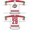 Donbass Donetsk 2012-13 Russian Hockey Jersey Light