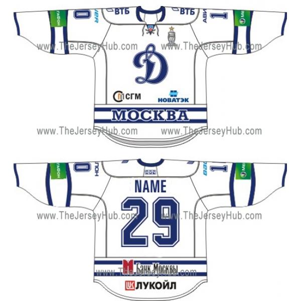 Dynamo Moscow Kit Dynamo Dinamo Moscow 2012-13
