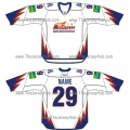 Metallurg Magnitogorsk 2012-13 Russian Hockey Jersey Light
