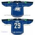 Neftekhimik Nizhnekamsk 2012-13 Russian Hockey Jersey Dark