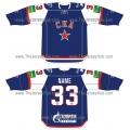 SKA St. Petersburg 2012-13 Russian Hockey Jersey Dark