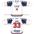 SKA St. Petersburg 2012-13 Russian Hockey Jersey Light