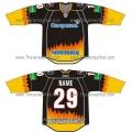Severstal Cherepovets 2012-13 Russian Hockey Jersey Dark