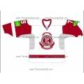 Vityaz Chekhov 2012-13 Russian Hockey Jersey Light