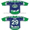 Yugra Khanty-Mansiysk 2012-13 Russian Hockey Jersey Dark