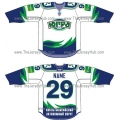 Yugra Khanty-Mansiysk 2012-13 Russian Hockey Jersey Light