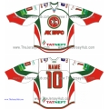 Ak Bars Kazan 2013-14 Russian Hockey Jersey Light
