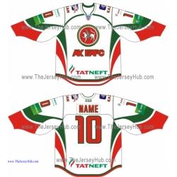 Ak Bars Kazan 2013-14 Russian Hockey Jersey Light