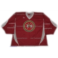 Ak Bars Kazan 2013-14 Russian Hockey Burgundy Practice Jersey