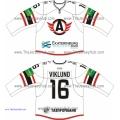 Avtomobilist Yekaterinburg 2013-14 Russian Hockey Jersey Light
