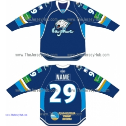 Barys Astana 2013-14 Russian Hockey Jersey Dark