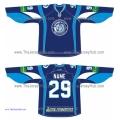 Dinamo Dynamo Minsk 2013-14 Russian Hockey Jersey Dark