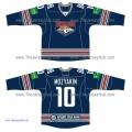 Metallurg Magnitogorsk 2013-14 Russian Hockey Jersey Dark