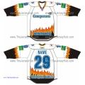 Severstal Cherepovets 2013-14 Russian Hockey Jersey Light