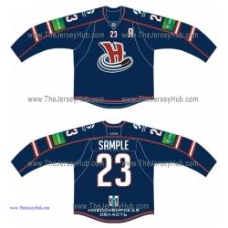 Sibir Novosibirsk 2013-14 Russian Hockey Jersey Dark