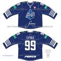 Admiral Vladivostok KHL 2014-15 Russian Hockey Jersey Dark