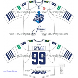 Admiral Vladivostok KHL 2014-15 Russian Hockey Jersey Light