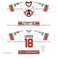 Avtomobilist Yekaterinburg KHL 2014-15 Russian Hockey Jersey Light