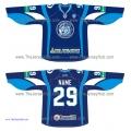 Dinamo Dynamo Minsk KHL 2014-15 Russian Hockey Jersey Dark