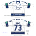Dynamo Dinamo Moscow KHL 2014-15 Russian Hockey Jersey Light