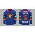 Jokerit Helsinki KHL 2014-15 Hockey Jersey Dark