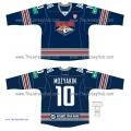 Metallurg Magnitogorsk KHL 2014-15 Russian Hockey Jersey Dark